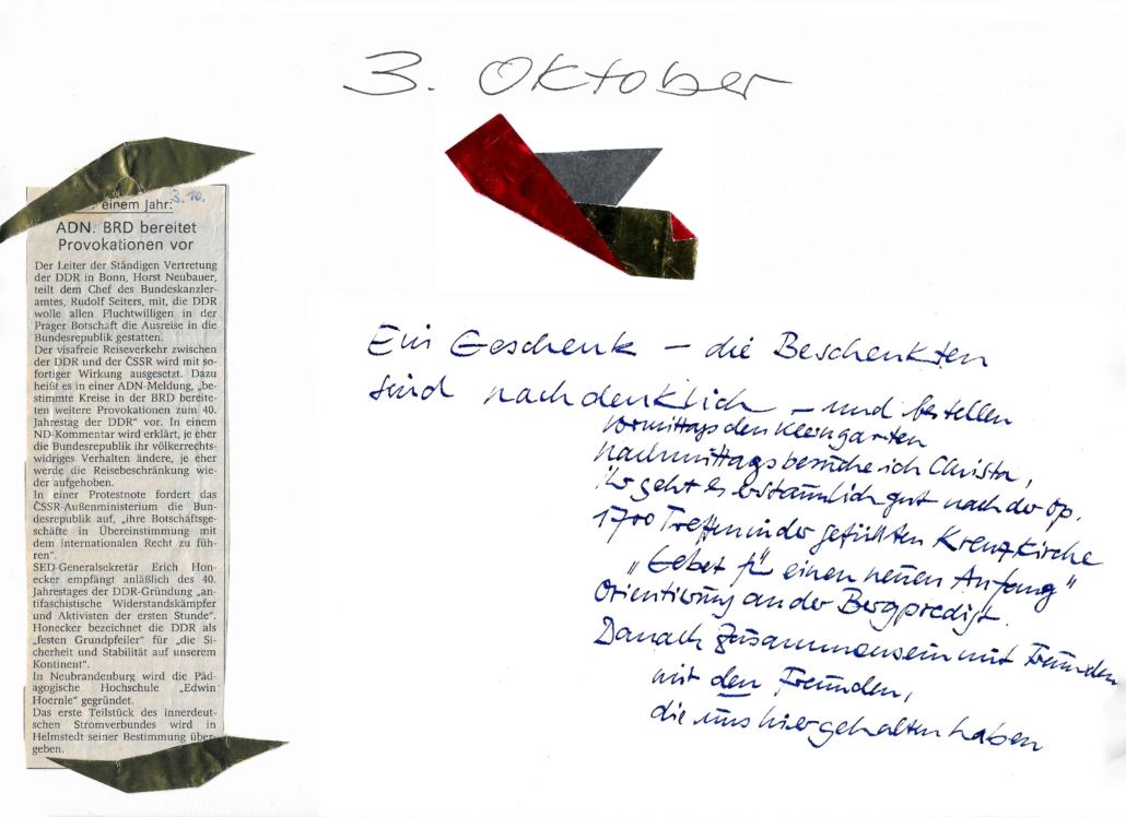 Magdalene Peter Erinnerungsobjekt
